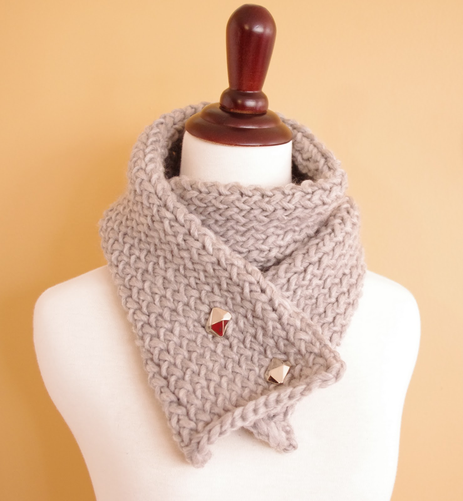 Crocheting Easier Than Knitting : SewPetiteGal: Chunky Scarf Mania - Knitting and Crocheting