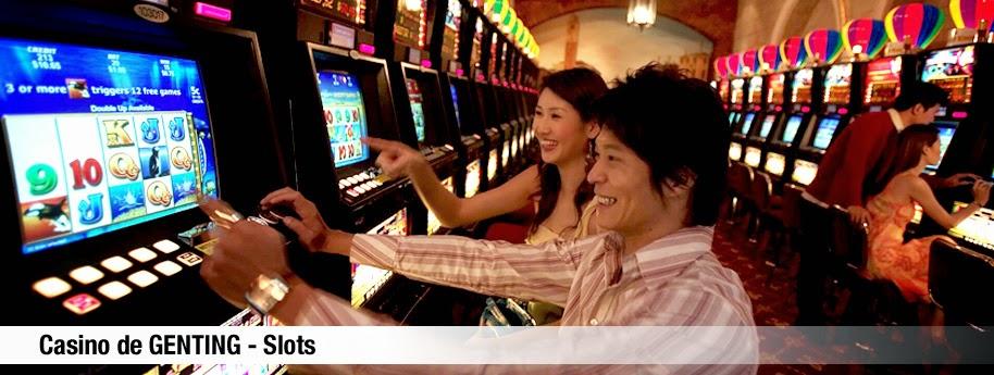suasana genting kasino