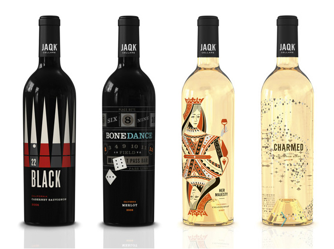 Exquisite Delicious Wine Labels  Graphic Art News