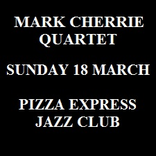Mark Cherrie Quartet