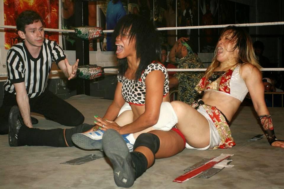 Japanese Female Wrestling Blog