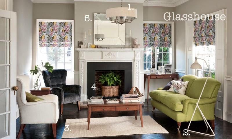 Decoración hogar Laura Ashley Glasshouse