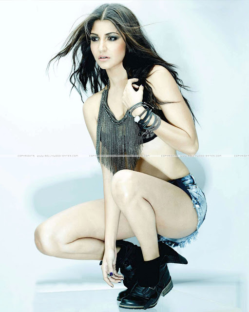 Anushka Sharma Photo Shoot FHM August 2012