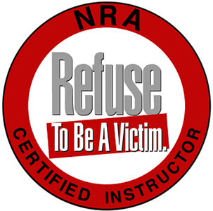 Schedule a Refuse To Be A Victim seminar HERE!