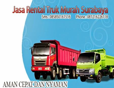 Jasa Rental Truk Surabaya Murah