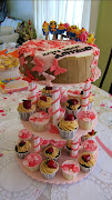 Lorraine's Fairytale Cake