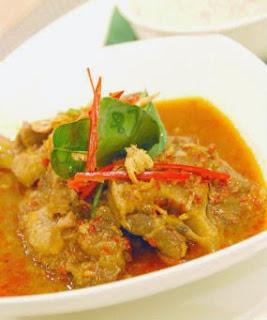 Resep Kalio Daging Sapi Khas Padang