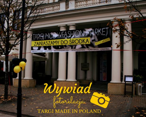 targi Made in Poland w Warszawie.