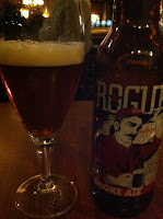 Smoke in the water? Rogue Smoke Ale