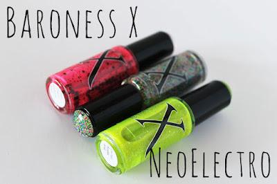 Baroness X NeoElectro