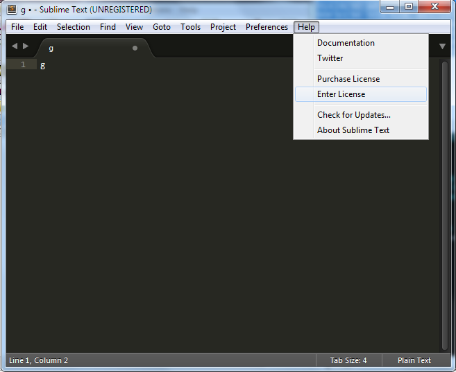 sublime text 3 full crack 32bit