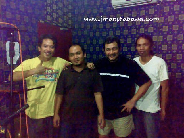 Idang Rasjidi Di Ngimoel Studio