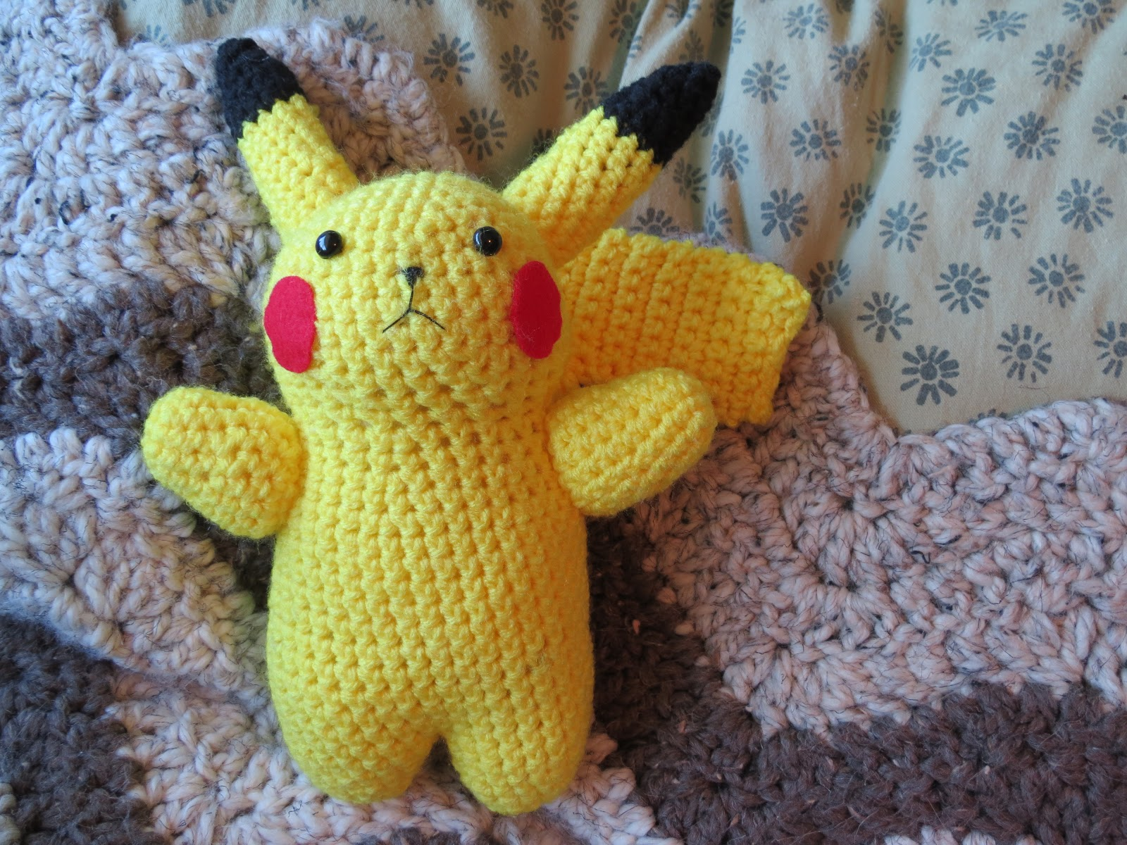 Denton\'s Inventions: Pikachu Teddy