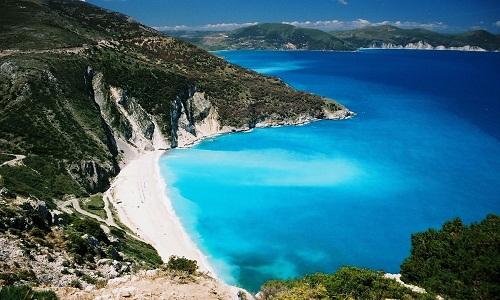 Ionian Coast Albania Europe