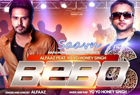 Bebo – Alfaaz Feat. Yo Yo Honey Singh Song Lyrics