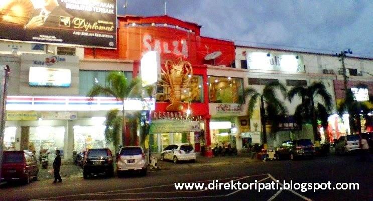 Ruko Pertokoan Simpang Lima Pati