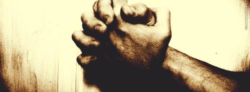 tangan hamba Allah yang berdoa tulus ikhlas