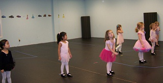 dance classes 4 year olds charlotte