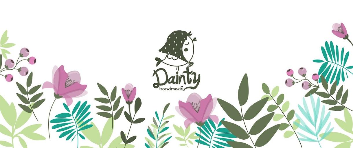 dainty handmade