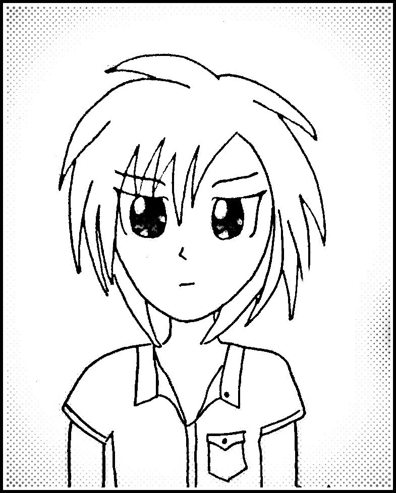 Qikichan: Gambar Anime Cowok