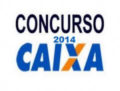 Inscrições Concurso Caixa 2014