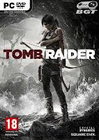 capa ou cover do jogo Tomb Raider 2013 Survival Edition - SC