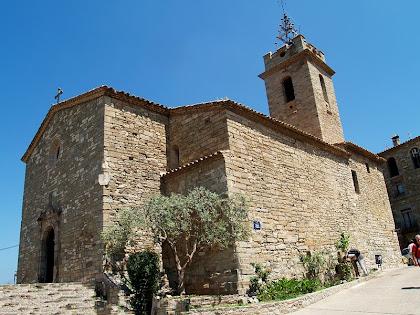 L'església Vella de Santa Maria d'Oló