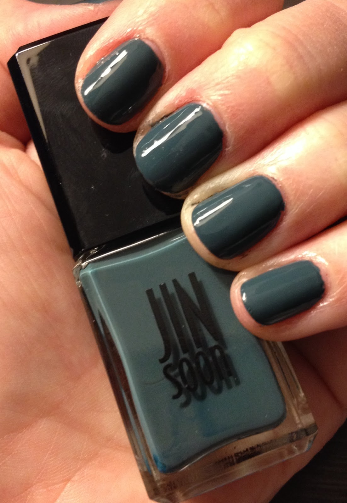 The Beauty of Life: #ManiMonday: Jin Soon Charade