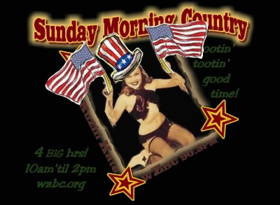 WZBC's Sunday Morning Country