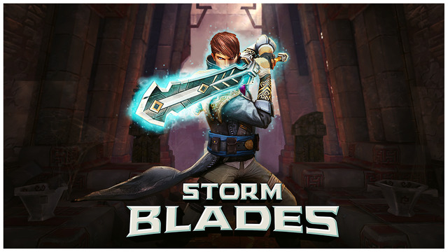 Stormblades v1.3.2 Apk + Datos SD Mod [Dinero]