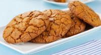Cookies de Cenoura e Chocolate