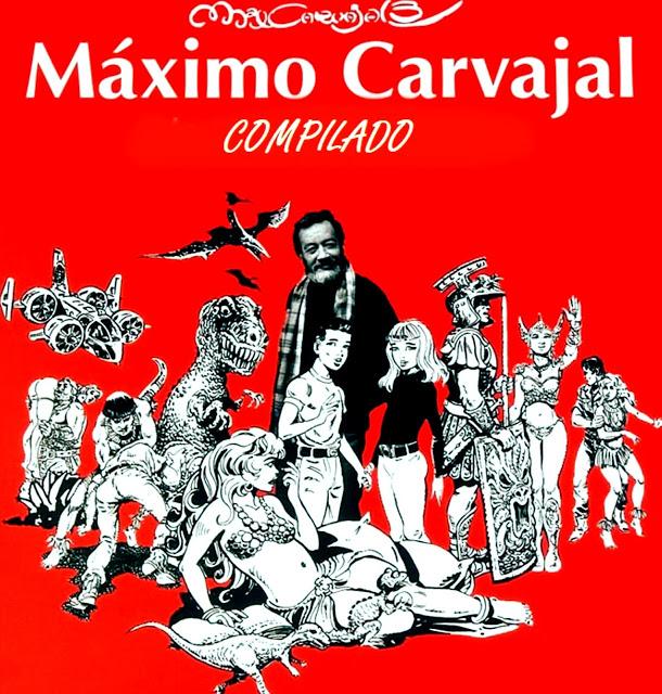 Máximo Carvajal - COMPILADO. Aporte de Roberto Herzberg