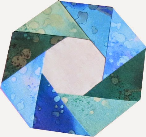 Octagon Quilting Templates : Geta s Quilting Studio