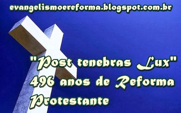496º Da Reforma Protestante
