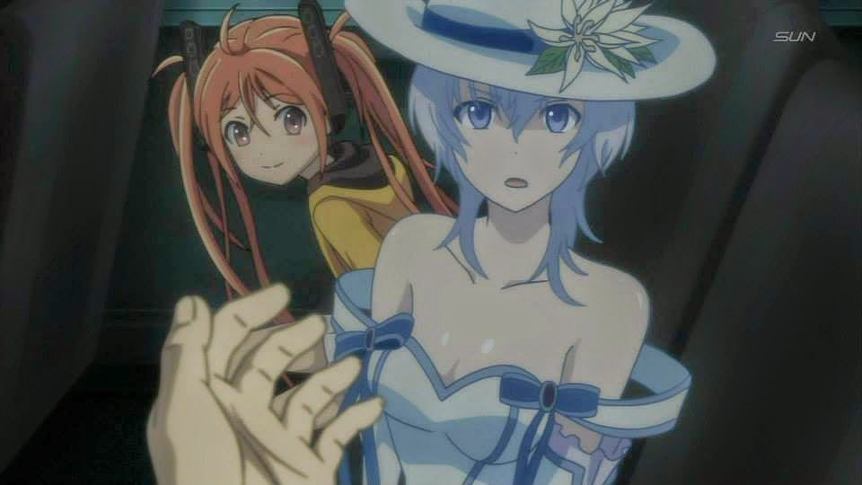 Black Bullet Episode 6 Subtitle Indonesia