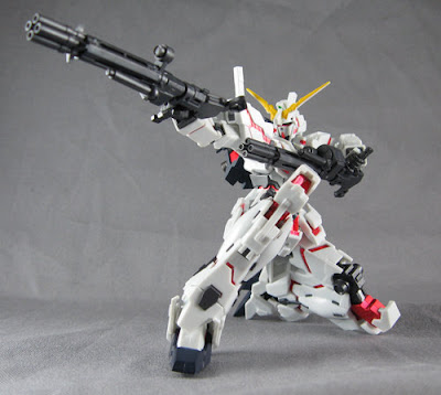 Robot Damashii Unicorn Gundam Destroy Mode