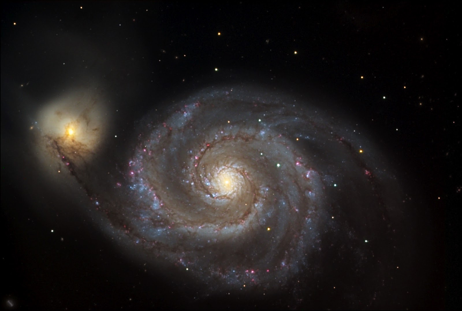 all the moons in the galaxy - photo #7