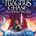 "Confira a capa e a sinopse do novo livro do Rick Riordan ""Magnus Chase and the Gods of Asgard"""