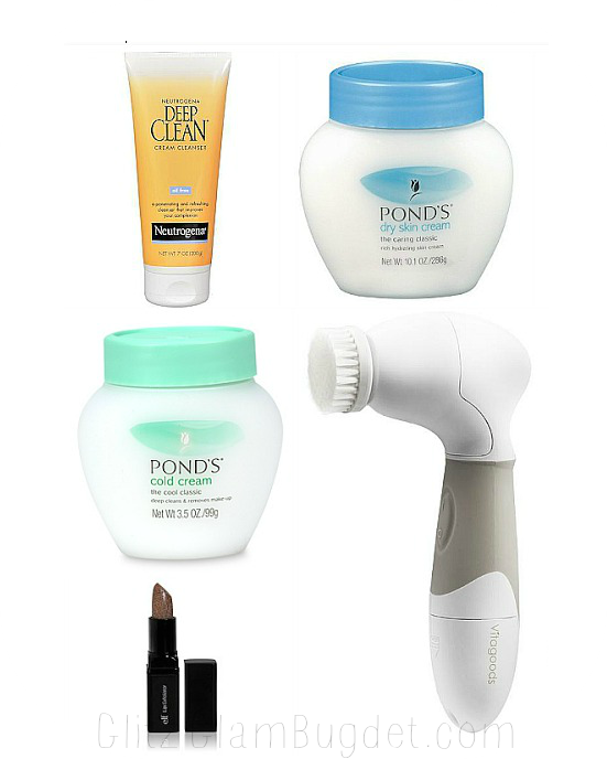 Night Time Skincare Routine for Dry Combination Skin Budget Friendly