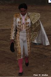 Eduardo Muñoz - Novillero nacional.