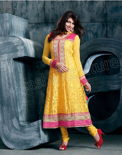 Embroidered Designer Tunics and Frock Collection
