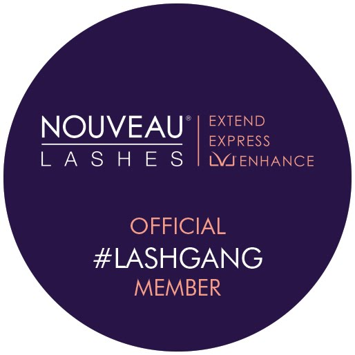 I'm in the #LASHGANG