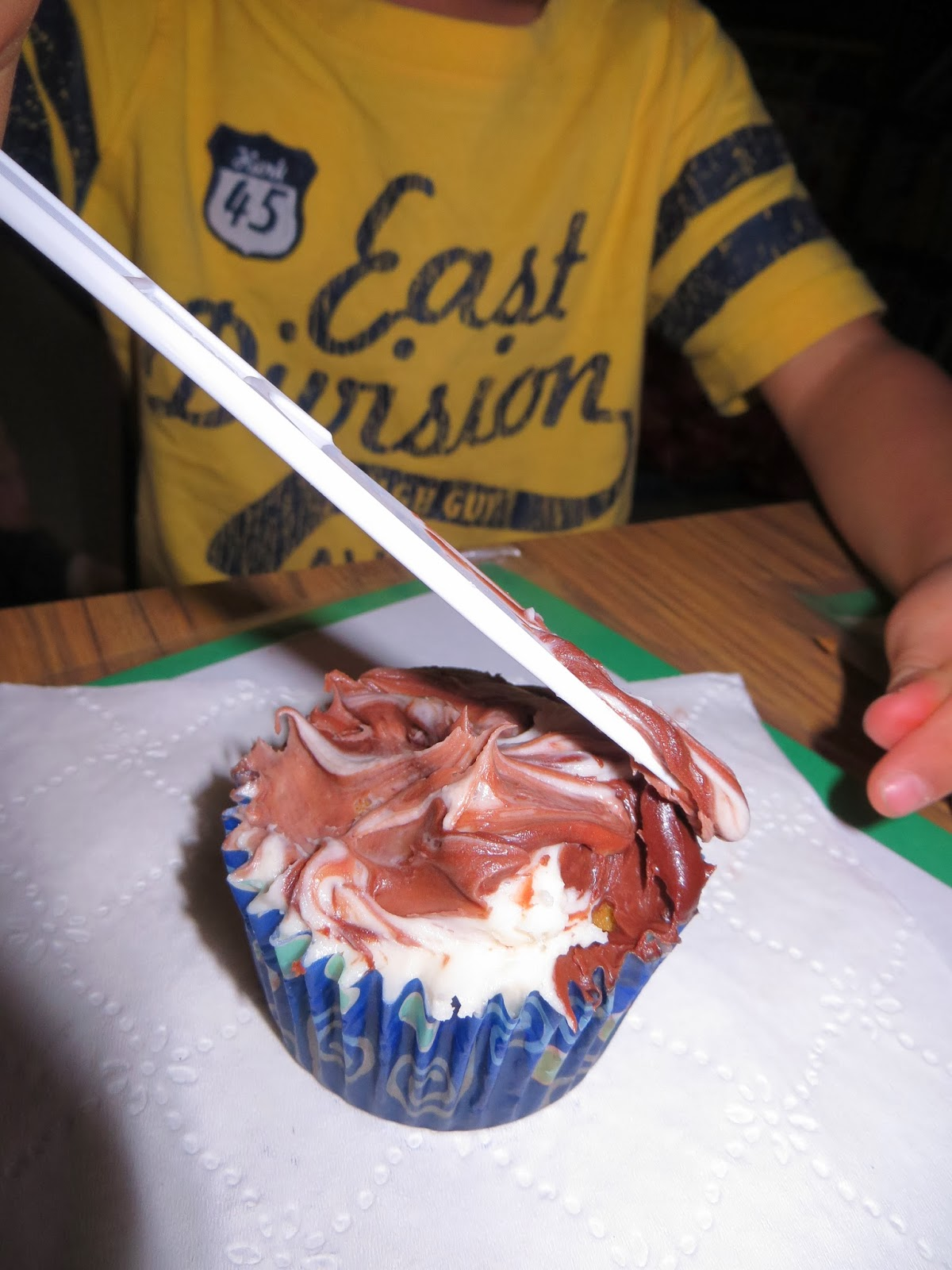 Justice cupcake snack MLK