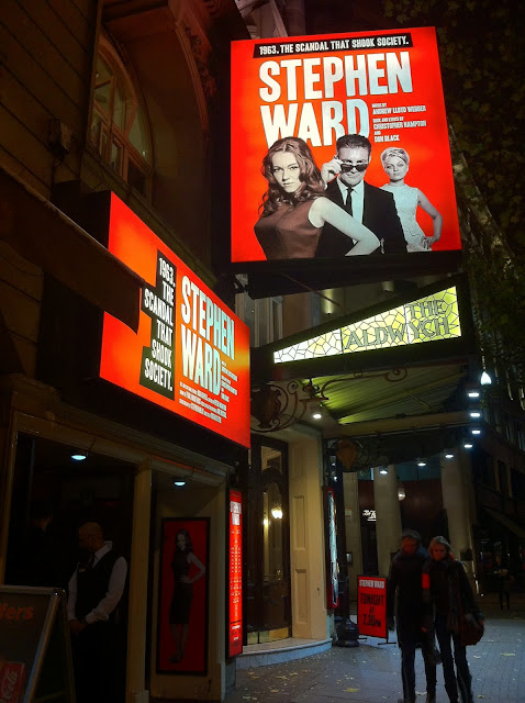 Stephen+Ward+musical+review+Aldwych+Theatre+London