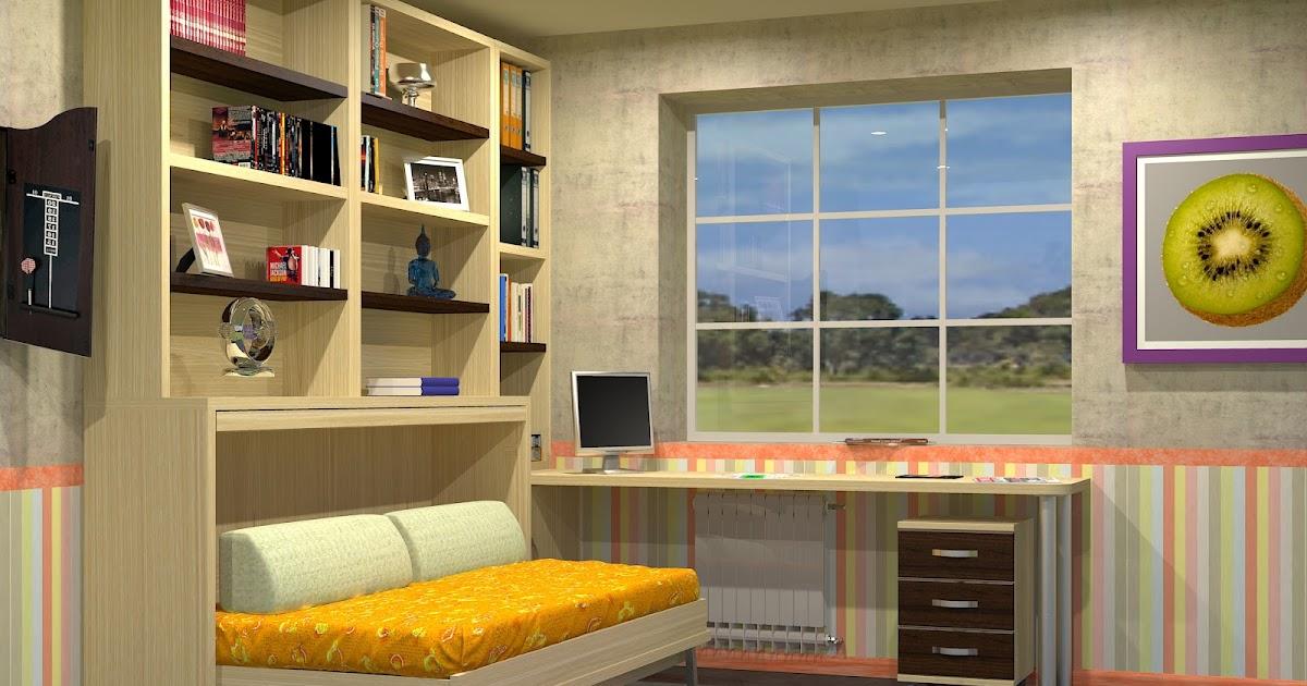 Muebles juveniles dormitorios infantiles y habitaciones for Muebles economicos madrid