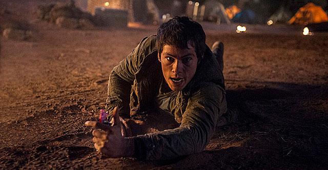 映画 メイズ・ランナー2:砂漠の迷宮