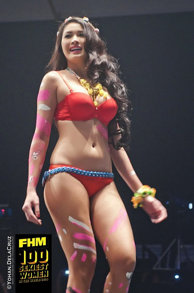 naked models at 2014 fhm victory party 06