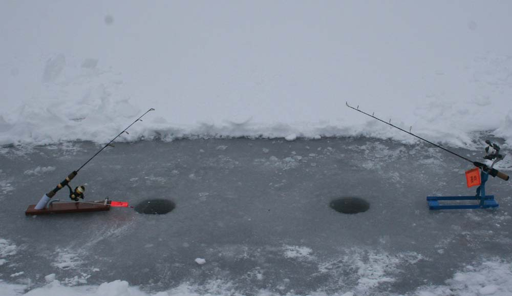 Lo fi gun game rod tenders reviewed the arctic warrior for Ht ice fishing