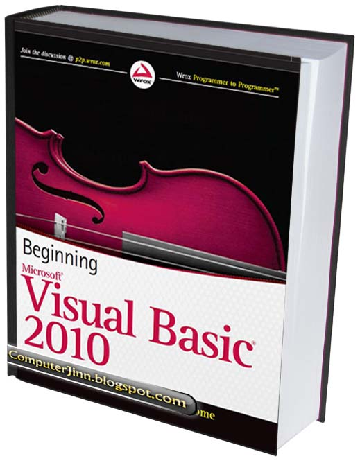 download beginning microsoft visual basic 2010 ebook