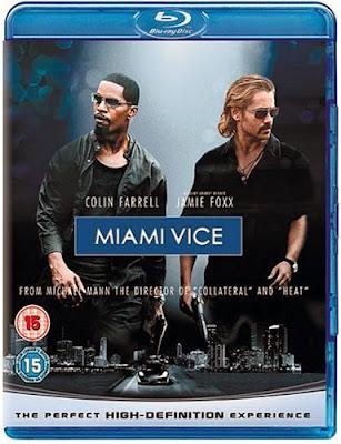 Miami Vice (2006) Dual Audio [Hindi English] BRRip Unrated 300MB